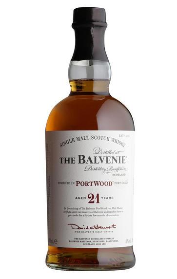 Balvenie Portwood, 21-year-old, Speyside, Single Malt Whisky (40%)