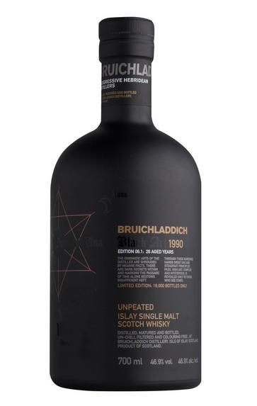 Bruichladdich, Black Art 6.1, Islay, Single Malt Whisky, 46.9%