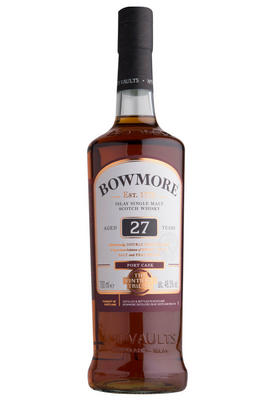 Bowmore 27-year-old, Port Cask, Single Malt Scotch Whisky, (48.3%)