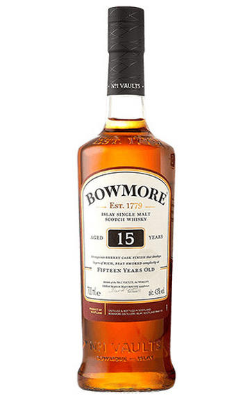 Bowmore, Darkest, 15-year-Old, Islay, Single Malt Whisky (43%)