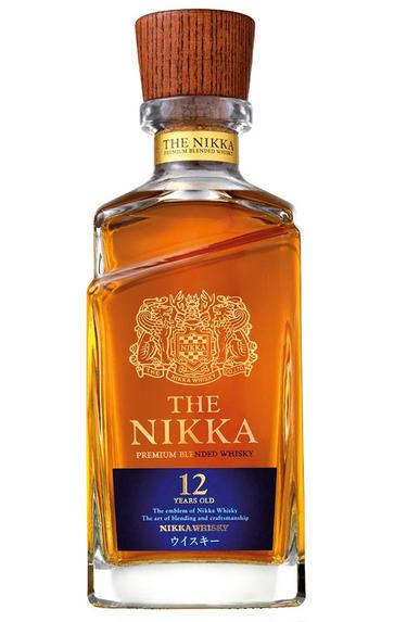 The Nikka, 12 Year-old Malt, Japanese Whisky, 43.0%