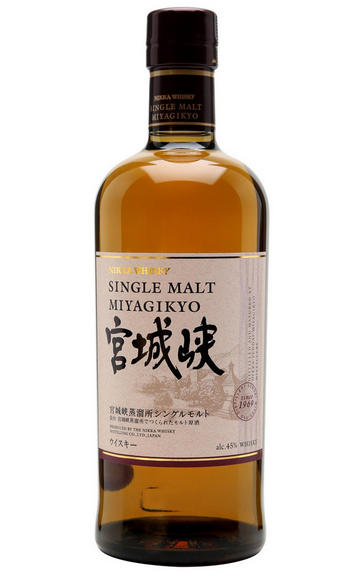 Nikka, Miyagikyo, Single Malt, Japanese Whisky, 45%