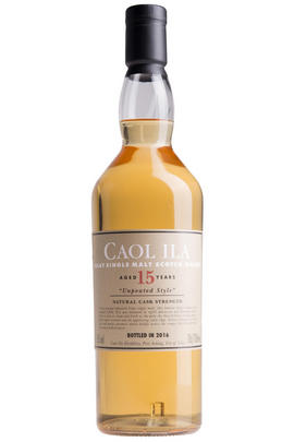 Caol Ila 15 Year Old, Unpeated, Bottled 2018