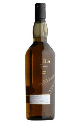 Caol Ila, 35-year-old, Single Malt Whisky, Bottled 2018, (58.1%)