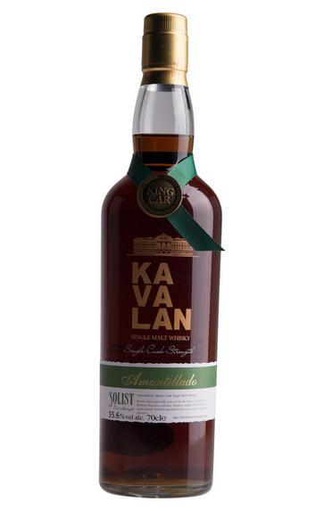 Kavalan, Solist Amontillado Cask, Taiwanese Whisky (55.6%)