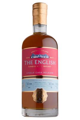English Whisky Unpeated Quarter Cask, Single Malt Whisky, (45%)