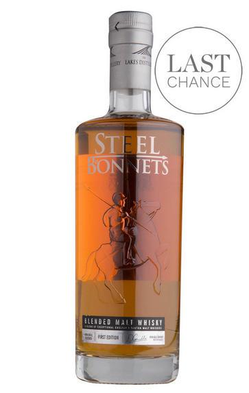 Steel Bonnets, Blended Malt Whisky, The Lakes Distillery, 46.6%