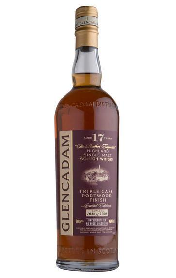 Glencadam, 17-year-old, Highland, Single Malt Scotch Whisky (46%)