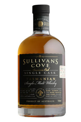Sullivans Cove American Oak TD0174, Single Malt Tasmanian Whisky, 47.4%