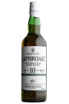 Laphroaig 10-Year-Old, Batch 11, Cask Strength, Single Malt (58.6%)
