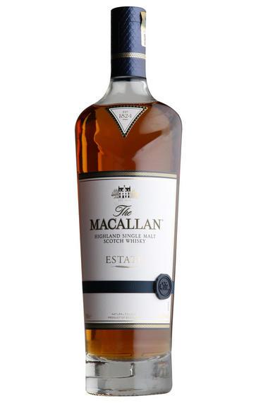 The Macallan, Estate, Speyside Single Malt Scotch Whisky (43%)