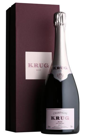 Champagne Krug Rosé, Édition 23, Brut (Gift Boxed)