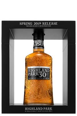 Highland Park, 30-year-old, Orkney, Single Malt Scotch Whisky (45.2%)