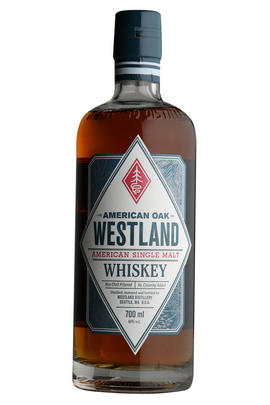 Westland American Oak, American Single Malt Whiskey (46%)