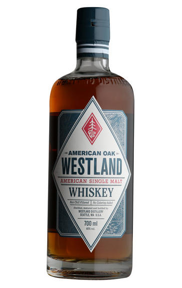 Westland American Oak, American Single Malt Whiskey (46%)