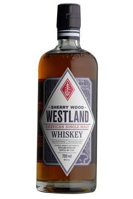 Westland, Sherry Wood, Single Malt Whiskey, USA (46%)