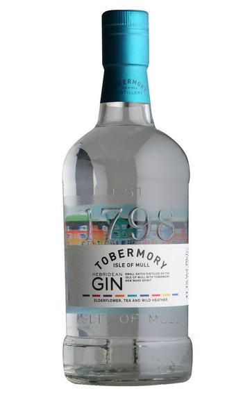 Tobermory, Hebridean Gin, Isle of Mull, (43.3%)