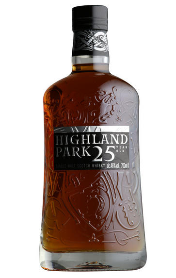 Highland Park 25-Year-Old, Orkney, Single Malt Scotch Whisky, (46%)