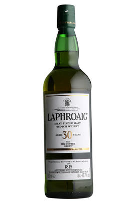 Laphroaig, The Ian Hunter Story, Aged 30 Years Scotch Whisky (46.7%)