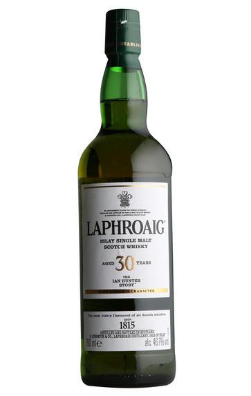 Laphroaig, The Ian Hunter Story, Aged 30 Years Scotch Whisky (46.7%)