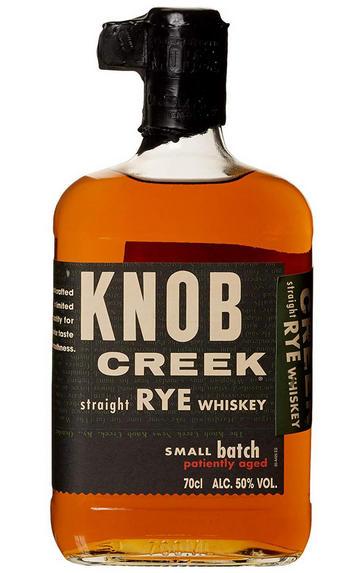 Knob Creek, Straight Rye American Whiskey, Kentucky, USA (50%)