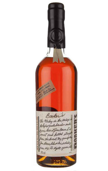 Booker's True Barrel American Bourbon, Batch 2019-01E, (62.95%)