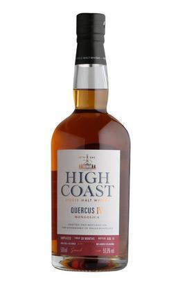 High Coast, Quercus IV Mongolica, Whisky, Sweden (50.8%)