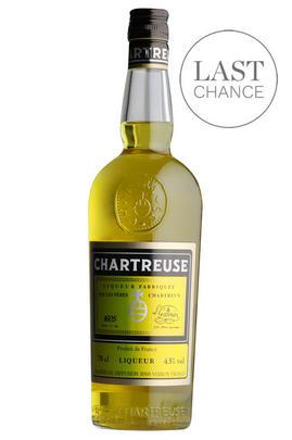 Chartreuse Yellow, Liqueur Fabriquée, (43%)