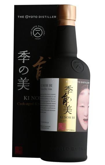 Ki Noh Bi, Cask-Aged Kyoto Dry Gin, 11th Edition, Japan, (48%)