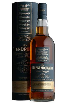 Glendronach Cask Strength, Batch 8, Single Malt Scotch Whisky, (61%)