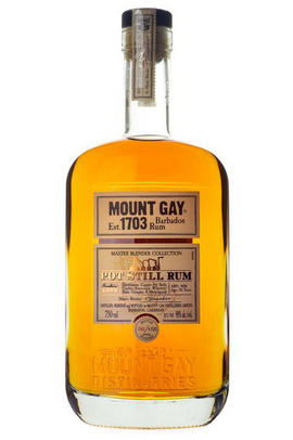 Mount Gay, Pot Still, 10-Year-Old, Bottled 2009, Barbados Rum, (48%)