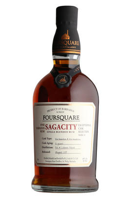 Foursquare, Sagacity, 12-Year-Old, Rum, Barbados, (48%)