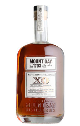 Mount Gay, XO, The Peat Smoke Expression, Barbados Rum, (57%)