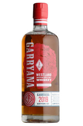 Westland, Garryana, Native Oak 2019 Edition 4 Single Malt Whiskey (50%)
