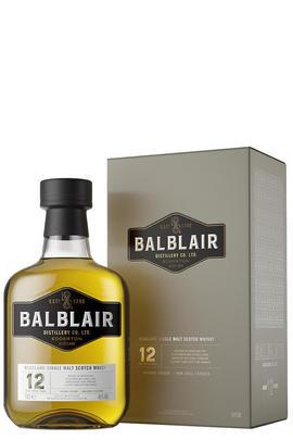 Balblair, 12-Year-Old, Highlands, Single Malt Scotch Whisky, (46%)