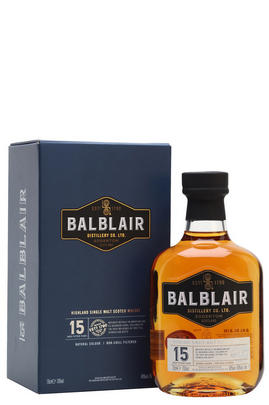 Balblair, 15-Year-Old, Highlands, Single Malt Scotch Whisky, (46%)