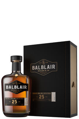 Balblair, 25-Year-Old, Highland, Single Malt Scotch Whisky (46%)