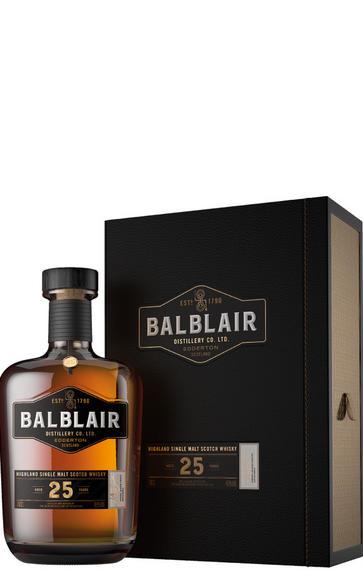 Balblair, 25-Year-Old, Highlands, Single Malt Scotch Whisky, (46%)