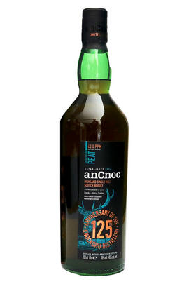 AnCnoc, Peat Ltd Edition, 40.0 PPM, 125th Anniversary, Whisky, (46%)