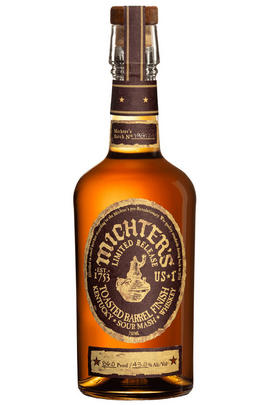 Michter's Sour Mash, Toased Barrel Finish, Kentucky Whiskey, (43%)
