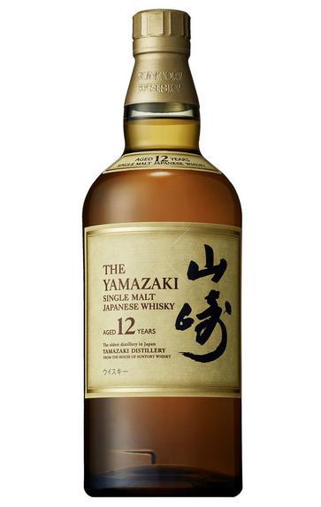 Suntory Yamazaki, 12-year-old, Japanese Single Malt Whisky (43%)