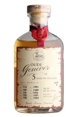 Zuidam 5 Year-Old Zeer Oude Genever Gin (38%)