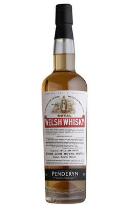 Penderyn, Royal Welsh, Single Malt Whisky, Wales (43%)