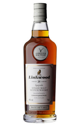 Linkwood, 25-year-old, Speyside, Single Malt Scotch Whisky (43%)
