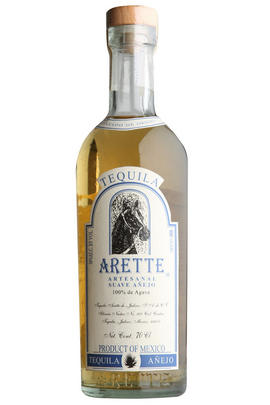 Arette Suave Añejo Tequila 38% 100% de Agave
