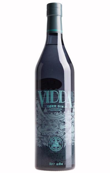 Vidda Nordic Torr Gin, Oslo Håndverksdestilleri, Norway 43%