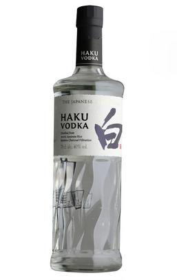 Haku, Japanese Craft Vodka, Kagoshima, Japan (40%)