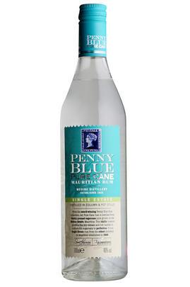 Penny Blue, Pure Cane White Rum, Mauritias (40%)