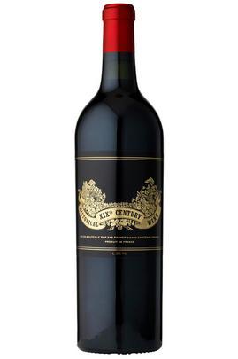 Historical XIX Century Wine, Ch. Palmer (L20.17)