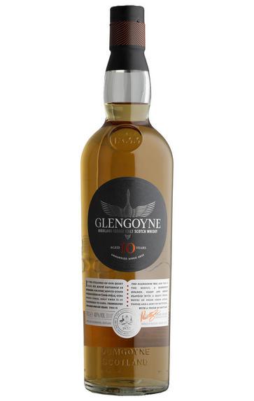 Glengoyne, 10-Year-Old, Highlands, Single Malt Scotch Whisky (40%)